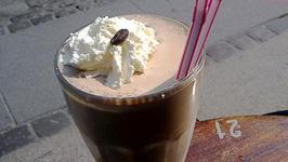 Chocolate Milk Shakes