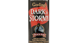 Mixology: Dark and Stormy
