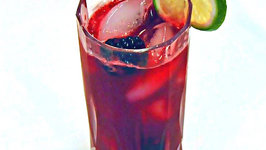 Betty's Blackberry Lime Cooler