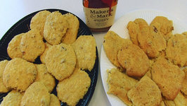 Betty's Derby Day Bourbon Pecan Cookies- Kentucky Derby