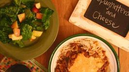 Spaghetteroni and Cheese