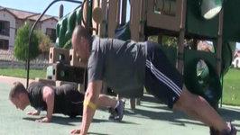 Tabata Training High Intensity Interval Training - Part 2