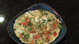 Appetizing Masala Papad