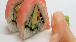 How to Make Sushi - Pinky Rolls