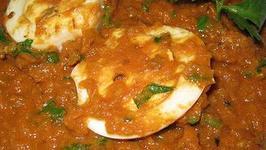 tomato-egg curry by nisha