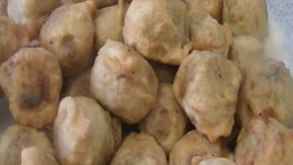 Aloo Bonda - Indian Snacks (Spiced Potato Balls)
