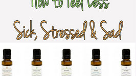 How Essential Oils Can help you Reach Wellness Goals in 2014