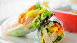 how to make rice apper rolls