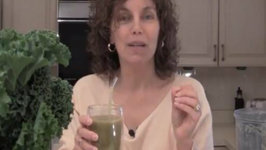 Green Tomato Apple Smoothie