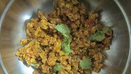 Spicy Dry Keema