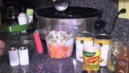Chicken Chili for the Crockpot