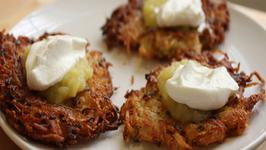 How to make Hanukkah Latkes