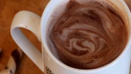 Nutella Hot Chocolate - 2 Ingredients