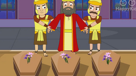 Episode-69-David Becomes King-Bible Stories for Kids