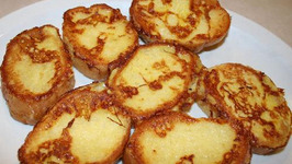 Golden Crispy French Toast