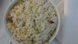 Delicious Rice Surprise - A Quick Fix Meal