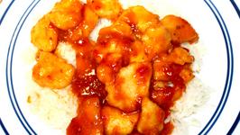 Sherried Chinese Chicken