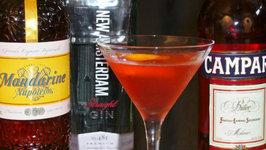 Copper Illusion Martini