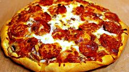 Pepperoni Pizza Pita