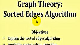 Graph Theory: Sorted Edges Algorithm (Cheapest Link Algorithm)