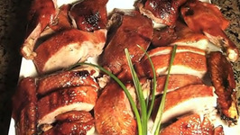 BBQ Duck in Cantonese Style