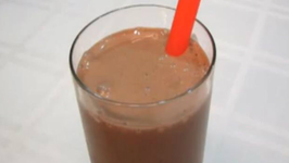 Chocolate - Peanut Butter Shake