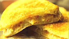 Grilled Kimcheese Sandwich