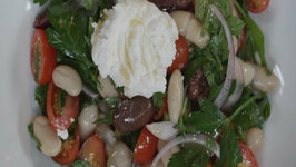 Ricotta and White Bean Salad