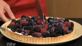 Mixed Berry Mascarpone Tart