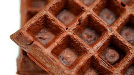The New Improved Nutty Chocolate Chip Waffles