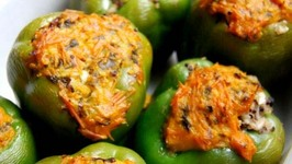 Moussaka Green Peppers