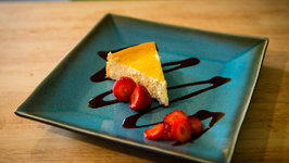Smoked Cheese Cake