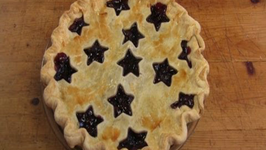Stellar Star Pie Crust Cut-Outs