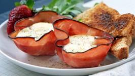 recipe: ham for breakfast healthy [2]