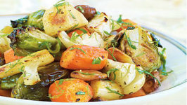 Wegmans Roasted Veggies with Chestnuts