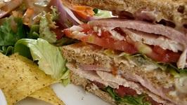 Continental Club Sandwiches