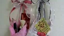 How to Make Valentine Gift Pockets