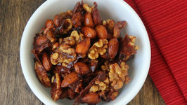 Betty's Sweet and Hot Mixed Nuts