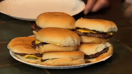Deer Meat Hamburger