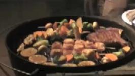 Grilled Dinner Du-jour