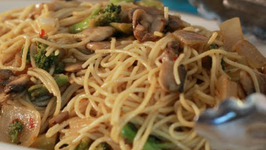 Dicksta's Dishes: Lo Mein