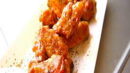Chicken Wings, Baked Not Fried Super Bowl