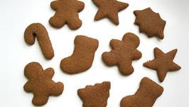 Christmas Eggless Sugar Cookies