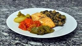 Escalivada (Roasted Pepper, Eggplant, And Tomato)