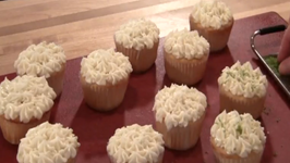 Key Lime Cupcakes (Part 2): Cupcake Show 24