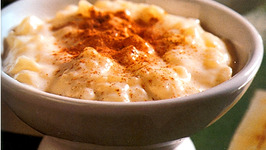 Rice Pudding in Greek Style