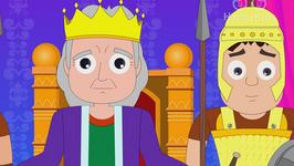 Episode-72-Absalom's Rebellion-Bible Stories for Kids