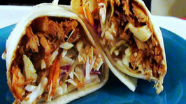 How to Make Asian Chicken Tacos in the Crockpot