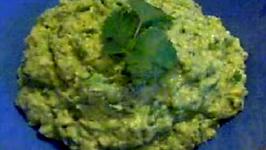 Ancient Aztec Version Guacamole