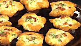 Appetizer Recipes How to Make Onion Tartlet Appetizers